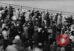 Image of harness race Long Island New York USA, 1962, second 11 stock footage video 65675052221