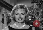Image of Donna Reed and Savings Bonds United States USA, 1961, second 8 stock footage video 65675052225