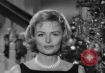 Image of Donna Reed and Savings Bonds United States USA, 1961, second 9 stock footage video 65675052225