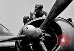 Image of U.S. B-25 Mitchell bomber Burma, 1944, second 1 stock footage video 65675052237
