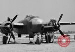 Image of U.S. B-25 Mitchell bomber Burma, 1944, second 9 stock footage video 65675052237