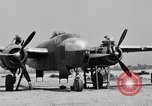 Image of U.S. B-25 Mitchell bomber Burma, 1944, second 10 stock footage video 65675052237
