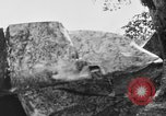Image of wreckage of Japanese plane Burma, 1944, second 5 stock footage video 65675052238