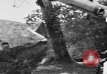 Image of wreckage of Japanese plane Burma, 1944, second 6 stock footage video 65675052238