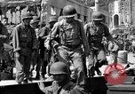 Image of members of 3rd Division Naples Italy, 1944, second 6 stock footage video 65675052247