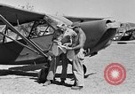 Image of L-5 plane Burma, 1945, second 4 stock footage video 65675052248