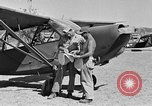 Image of L-5 plane Burma, 1945, second 6 stock footage video 65675052248