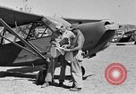 Image of L-5 plane Burma, 1945, second 7 stock footage video 65675052248