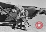 Image of L-5 plane Burma, 1945, second 8 stock footage video 65675052248