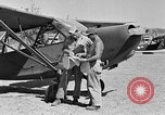 Image of L-5 plane Burma, 1945, second 9 stock footage video 65675052248