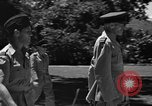 Image of British Marshal Sir Keith Park Kandy Ceylon, 1945, second 12 stock footage video 65675052249