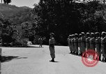 Image of British Marshal Sir Keith Park Kandy Ceylon, 1945, second 4 stock footage video 65675052250