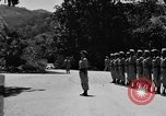 Image of British Marshal Sir Keith Park Kandy Ceylon, 1945, second 5 stock footage video 65675052250