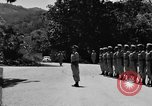 Image of British Marshal Sir Keith Park Kandy Ceylon, 1945, second 6 stock footage video 65675052250