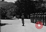 Image of British Marshal Sir Keith Park Kandy Ceylon, 1945, second 7 stock footage video 65675052250