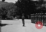 Image of British Marshal Sir Keith Park Kandy Ceylon, 1945, second 8 stock footage video 65675052250