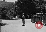 Image of British Marshal Sir Keith Park Kandy Ceylon, 1945, second 9 stock footage video 65675052250