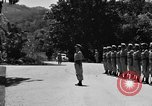 Image of British Marshal Sir Keith Park Kandy Ceylon, 1945, second 10 stock footage video 65675052250