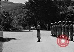 Image of British Marshal Sir Keith Park Kandy Ceylon, 1945, second 11 stock footage video 65675052250