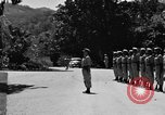 Image of British Marshal Sir Keith Park Kandy Ceylon, 1945, second 12 stock footage video 65675052250