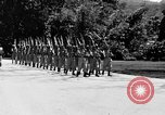 Image of Lord Louis Mountbatten Kandy Ceylon, 1945, second 4 stock footage video 65675052251