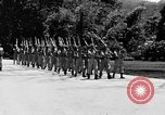 Image of Lord Louis Mountbatten Kandy Ceylon, 1945, second 5 stock footage video 65675052251