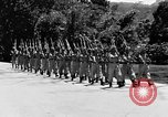 Image of Lord Louis Mountbatten Kandy Ceylon, 1945, second 7 stock footage video 65675052251