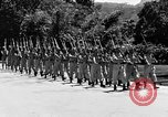Image of Lord Louis Mountbatten Kandy Ceylon, 1945, second 8 stock footage video 65675052251