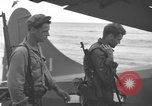 Image of U.S. Army pilots fly Stinson L-5 Sentinal airplane  Palawan Philippines, 1945, second 3 stock footage video 65675052254