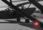 Image of L-5 Piper Cub plane Palawan Philippines, 1941, second 9 stock footage video 65675052256