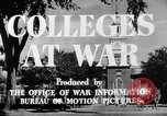 Image of Edward C Elliott West Lafayette Indiana United States USA, 1942, second 9 stock footage video 65675052263