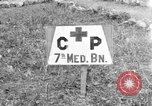 Image of field hospital Okinawa Ryukyu Islands, 1945, second 2 stock footage video 65675052269