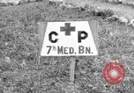Image of field hospital Okinawa Ryukyu Islands, 1945, second 3 stock footage video 65675052269