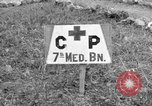Image of field hospital Okinawa Ryukyu Islands, 1945, second 4 stock footage video 65675052269