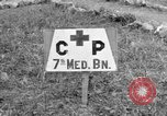 Image of field hospital Okinawa Ryukyu Islands, 1945, second 6 stock footage video 65675052269