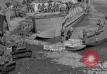 Image of caterpillar tractor Kiska Aleutian Islands Alaska USA, 1943, second 2 stock footage video 65675052275