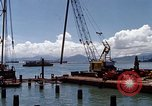 Image of pilings Phan Rang Vietnam, 1969, second 11 stock footage video 65675052279