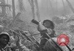 Image of Marines Tarawa Gilbert Islands, 1943, second 9 stock footage video 65675052287