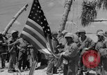 Image of Marine General Smith Tarawa Gilbert Islands, 1943, second 2 stock footage video 65675052288