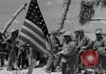 Image of Marine General Smith Tarawa Gilbert Islands, 1943, second 3 stock footage video 65675052288
