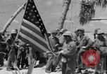 Image of Marine General Smith Tarawa Gilbert Islands, 1943, second 4 stock footage video 65675052288