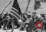 Image of Marine General Smith Tarawa Gilbert Islands, 1943, second 5 stock footage video 65675052288