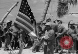 Image of Marine General Smith Tarawa Gilbert Islands, 1943, second 6 stock footage video 65675052288