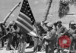 Image of Marine General Smith Tarawa Gilbert Islands, 1943, second 11 stock footage video 65675052288