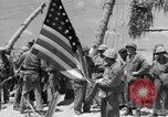 Image of Marine General Smith Tarawa Gilbert Islands, 1943, second 12 stock footage video 65675052288