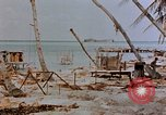 Image of Marines Tarawa Gilbert Islands, 1943, second 5 stock footage video 65675052291