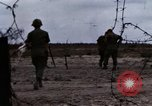 Image of United States soldiers Vietnam Bien Hoa Air Base, 1968, second 3 stock footage video 65675052302