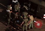 Image of MEDEVAC Saigon Vietnam Tan Son Nhut Air Base, 1968, second 10 stock footage video 65675052317