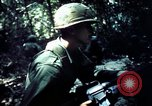 Image of 25th Infantry Division troops Vietnam, 1967, second 6 stock footage video 65675052330
