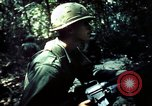 Image of 25th Infantry Division troops Vietnam, 1967, second 9 stock footage video 65675052330